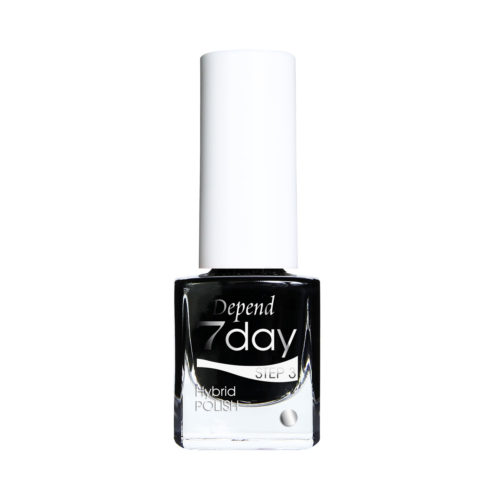 Depend 7day Goth Black 7013